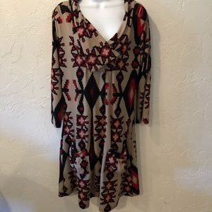 Reborn Women's Tribal Dress